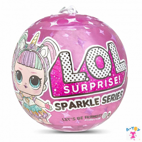 купить L.O.L. Surprise Sparkle series 559658 Гламурная