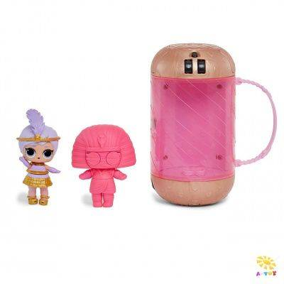MGA Entertainment  Лол капсула L.O.L. Surprise! Under Wraps 2-волна 552062